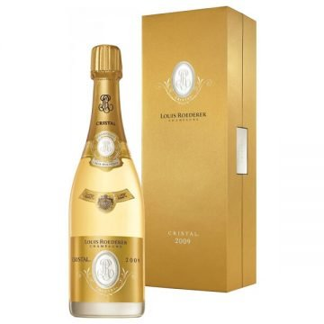 Champagne Louis Roederer Cristal 2009 X1