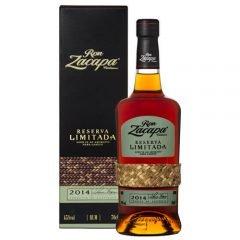 Rum Zacapa Riserva Limitada 2014