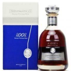 Rum Diplomatico Vintage 2002 Astucciato