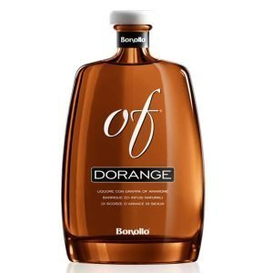 Grappa Bonollo Dorange Of Bonollo Astucciata