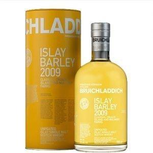 Whisky Bruichladdich Barley 2009 Astucciato