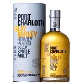 Whisky Port Charlotte Barley Astucciato