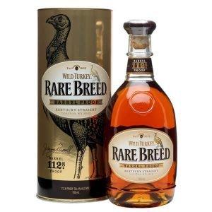 Whisky Wild Turkey Rare Breed Astucciato