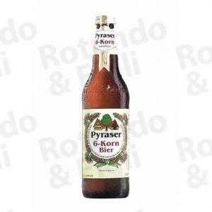 Birra Pyraser 6 Cereali 50 cl - Conf 20 pz