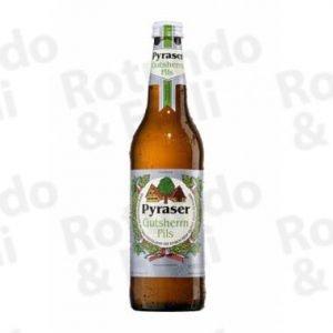 Birra Pyraser Gutshem Pils 50 cl - Conf 20 pz