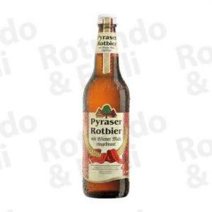 Birra Pyraser Rotbier 50 cl - Conf 20 pz