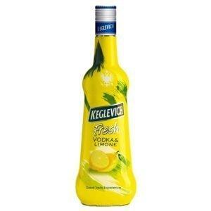 Liquore Vodka Keglevich Limone 23°