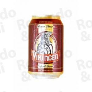 Birra Vikingen Lattina 33 cl - Conf 24 pz