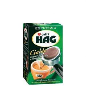 Caffè Hag Classico Bar Cialda Espresso - Conf 160 pz