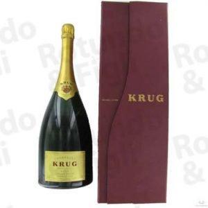 Champagne Krug Grande Cuvee Cofanetto