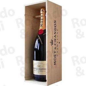 Champagne Moet & Chandon Riserva Imperiale 3 lt Cassetta