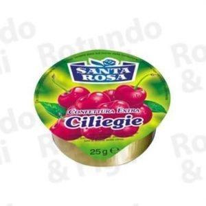 Confezione Monoporzione Ciliegie S. Rosa 20 gr - Conf 100 pz