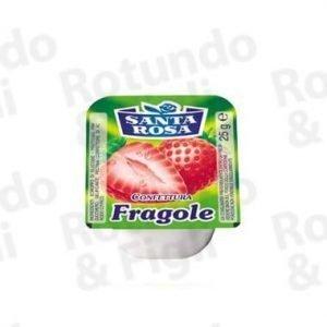 Confezione Monoporzione Fragola S. Rosa 20 gr - Conf 100 pz