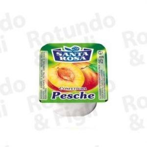 Confezione Monoporzione Pesca S. Rosa 20 gr - Conf 100 pz