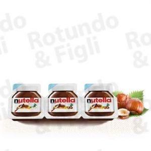 Ferrero Nutella Monoporzione 15 gr - Conf 120 pz