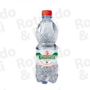 Acqua Mangiatorella Gassata 50 cl - Conf 12 pz PET