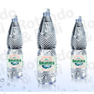 Acqua Mangiatorella Gassata 1 lt - Conf 6 pz PET