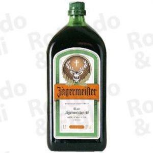 Liquore Amaro Jagermeister 1