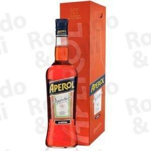 Liquore Aperol Astucciato 3 lt