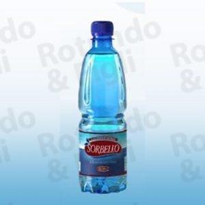 Acqua Sorbello Gassata 50 cl - Conf 12 pz
