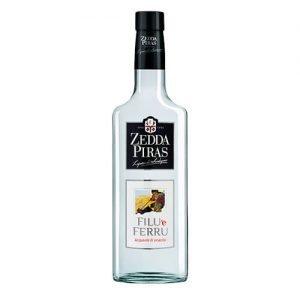 Liquore Grappa Filu e Ferru