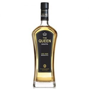 Liquore Grappa Prime Uve The Queen Moscato