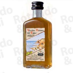 Liquore Mignon Vecchio Amaro del Capo - Conf 40 pz
