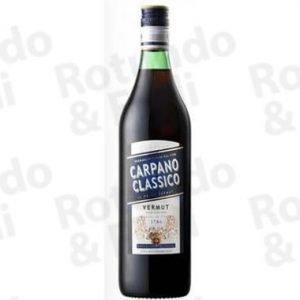 Liquore Vermouth Carpano Classico 1 lt