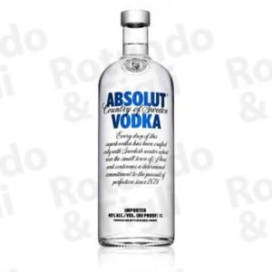 Liquore Vodka Absolut Secca 80 Proof