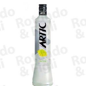 Liquore Vodka Artic Limone
