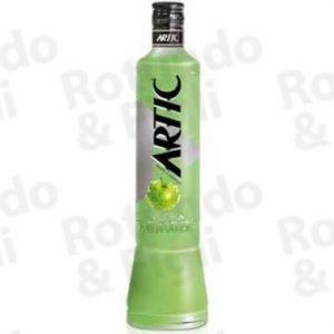 Liquore Vodka Artic Mela Verde