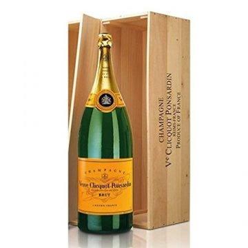 Champagne Veuve Clicquot Ponsardin Jéroboam 3 lt