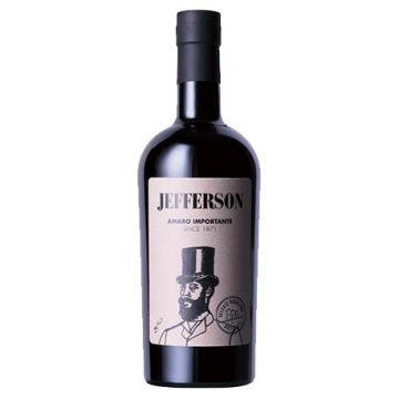Amaro Jefferson – 30% vol – 1,5 lt Bottiglia Magnum